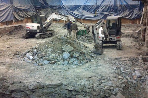 Demolition - Chrome Plating Facility