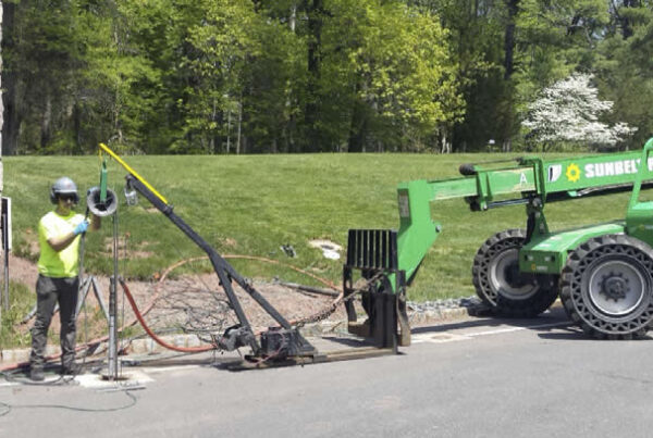 AST BOS 100 application, New Jersey